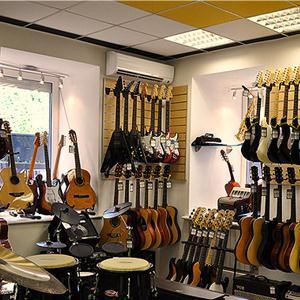 Музыкальные магазины Киреевска