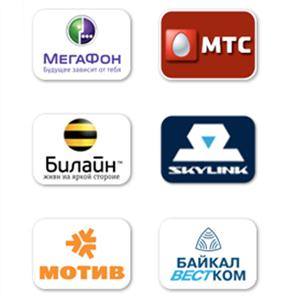Операторы сотовой связи Киреевска