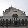 Железнодорожные вокзалы в Киреевске