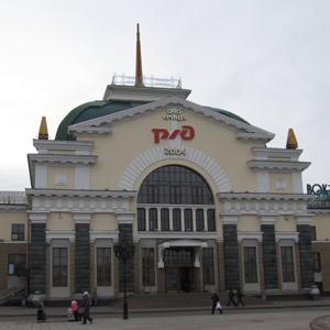 Железнодорожные вокзалы Киреевска